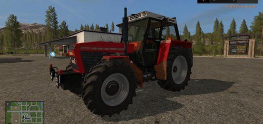 Мод трактор ZETOR 16145 V3.0 Farming Simulator 2017