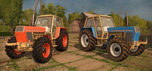 Мод трактор ZETOR CRYSTAL 12045 V1.0 FS17