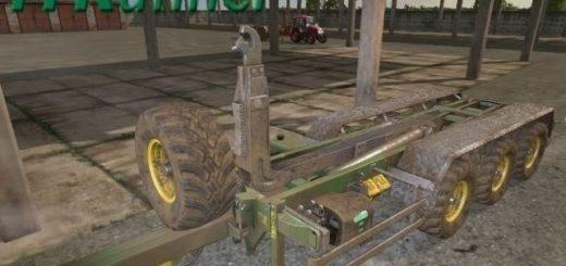 Мод прицеп ITR 26.33 HD v 1.1 Farming Simulator 17