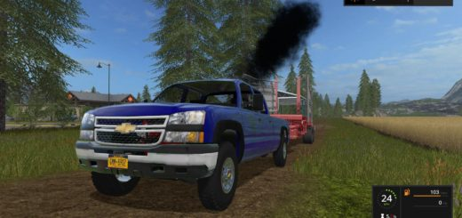 Мод 2006 CHEVY 3500HD V2 FS17