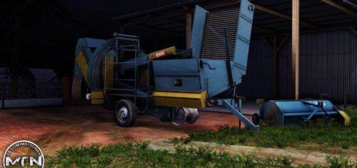 Мод ПАК ANNA Z-644 & AGROMET Z-319 Farming Simulator 17