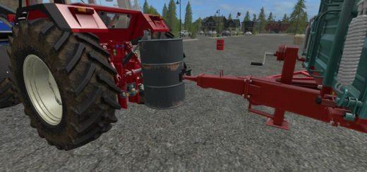 Мод противовес EIGENBAU GEWICHT 1500KG Farming Simulator 2017