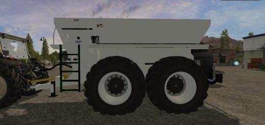 Мод FAST STOP FS FERT SPREADER V1 Farming Simulator 17