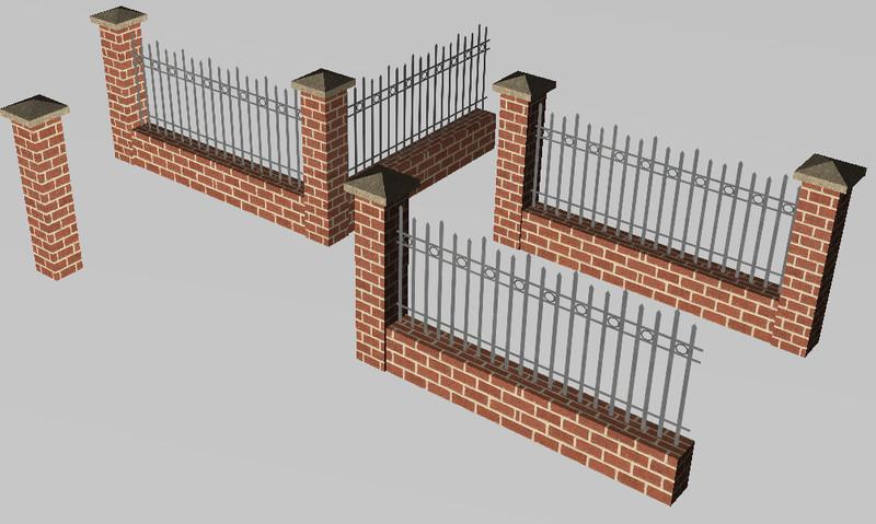 Мод Fence pack v 1.0 FS17