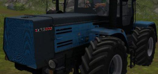 Мод трактор ХТЗ 17221 BY FSTV FINAL Фермер Симулятор 2017