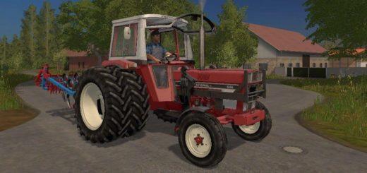 Мод трактор IHC 644 V2.2.0.0 FS17