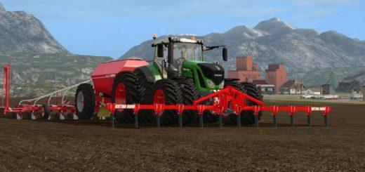 Мод плуг KRTINA 9000 V1.1 Farming Simulator 2017