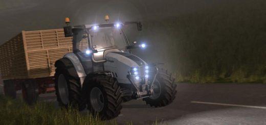 Мод трактор LAMBORGHINI NITRO 100-110-120 V3.0 FS17