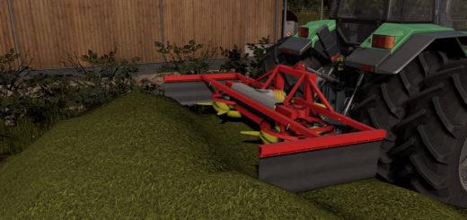 Мод Lizard Rogedi v 1.0 Farming Simulator 2017