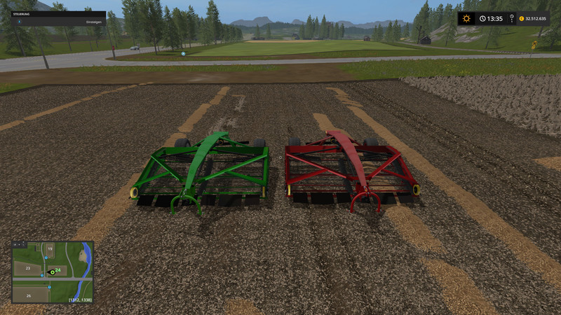 Мод M82 POTATO GRINDER V1.1.1.0 Farming Simulator 17