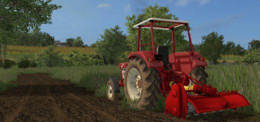 Мод культиватор ROTOVATOR KRONE V1.0.0 Farming Simulator 2017