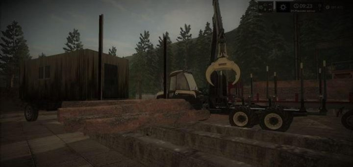 Мод Support for timber assortment v 1.0 Farming Simulator 2017