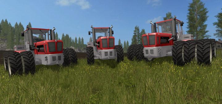 Мод трактор Schlueter ProfiTrac 5000 v 1.0 FS17
