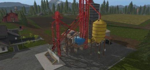 Мод производства моносмеси v 1.0 Farming Simulator 2017