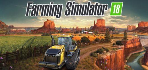 Farming Simulator 18 - Релизный трейлер