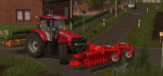 Мод культиваторы AGRAM GEO DISC V1.0 Farming Simulator 2017