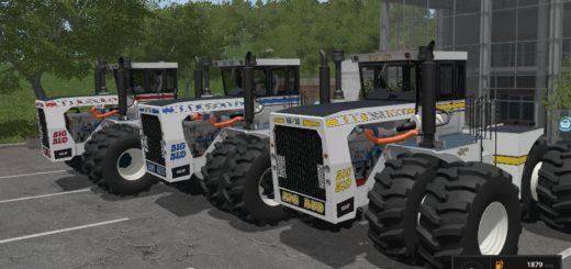 Мод трактор BIGBUD 950 V1.0 FS17