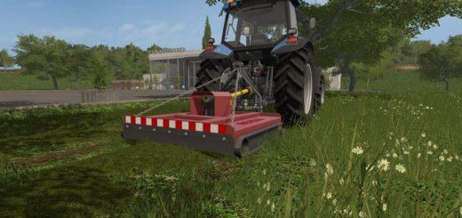 Мод сенокосилка BIOBELTZ RC 180 ROTARY CUTTER V1.0 Farming Simulator 17