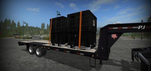 Мод BUCKHORN SEED TOTES V1.0 Farming Simulator 2017