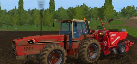 Мод трактор Case IH 3588 1981 v 1.1 Farming Simulator 17