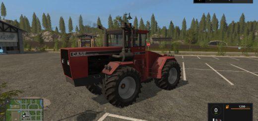 Мод трактор Case IH 9190 v 3.0 Farming Simulator 2017