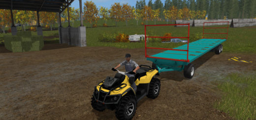 Мод CANAM 1000 XT BETA V1.7 BETA Farming Simulator 2017