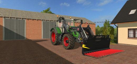 Мод вилы COTECH FE108 V1.0.0 Farming Simulator 17