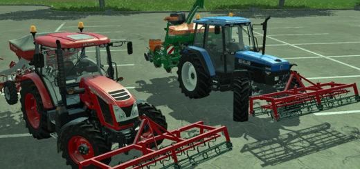 Мод культиватор KVERNELAND V1.0.0.0 Farming Simulator 17