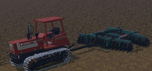 Мод трактор FIAT AGRI 160-55 v 1.0.0.0 Farming Simulator 2017