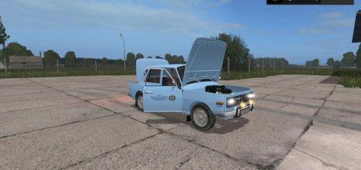 Мод авто WARTBURG STYLE V1.0 FS17