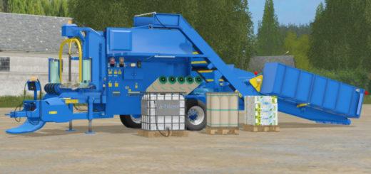 Мод Goweil LT Master v 1.1 Farming Simulator 17
