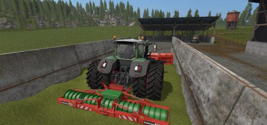 Мод каток HOLARAS STEGO 500 V1.0.0.0 Farming Simulator 2017