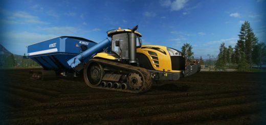 Мод ПАК прицепов KINZE GRAIN CART PACK V1.0 Farming Simulator 17