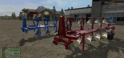 Мод плуг OVERUM VARI FLEX V1.1 FS17