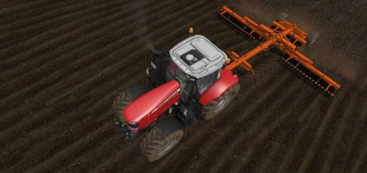 Мод культиватор LAUMETRIS COMPACTION ROLLER TVLL-8 V1 Farming Simulator 2017
