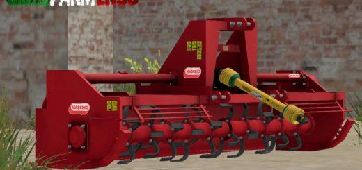 Мод культиватор MASCHIO C300 V1.0 Farming Simulator 2017