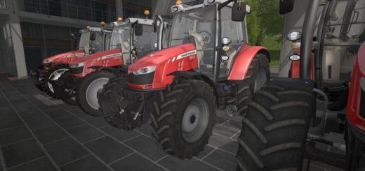 Мод трактор MASSEY FERGUSON 5610/5630 V1.0 FS17