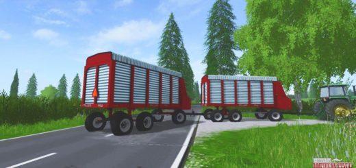 Мод прицеп Miller Pro 5300 v1.0 Farming Simulator 17