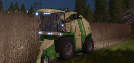 Мод жатка NEW HOLLAND 130FB CROWN V1.1.0.1 Farming Simulator 17