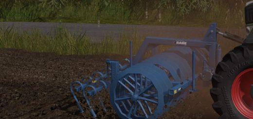 Мод культиватор RABE FUPA 30/14 V1.0.0.0 Farming Simulator 17