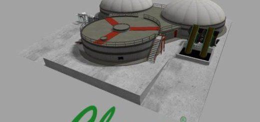 Мод производство биогаза SA BGA V1.0.0 Фермер Симулятор 2017