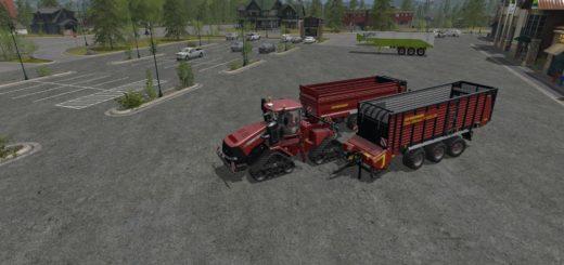 Мод ПАК прицепы STRAUTMANN V2.0 Farming Simulator 17