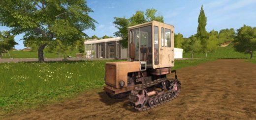Мод трактор T70 MOLDAVAN V1.0.0.0 FS17
