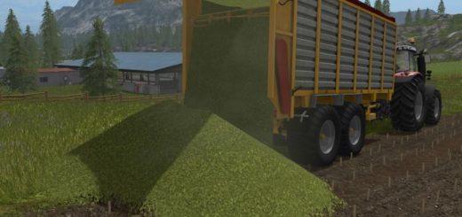 Мод прицеп VEENHUIS W400 V1.1.1.0 Farming Simulator 17