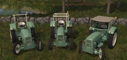 Мод трактор Man 4p1 1963 v 2.0 Farming Simulator 2017