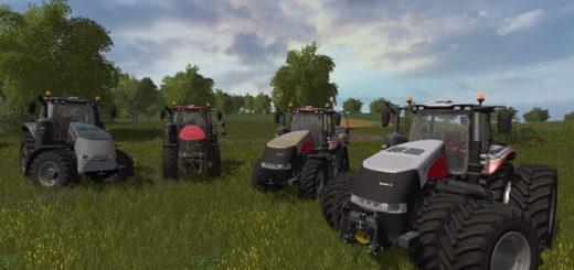 Мод трактор CASE IH MAGNUM CVX V1.0 FS17