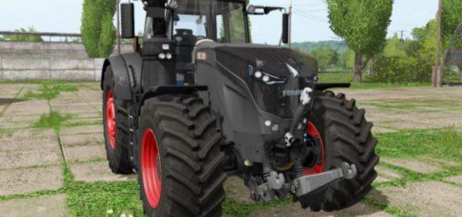 Мод трактор FENDT 1050 VARIO V1.1.1.1 Farming Simulator 2017