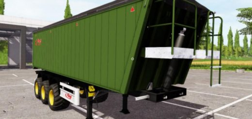Мод прицеп FLIEGL GREEN LINE V2.0 FS17