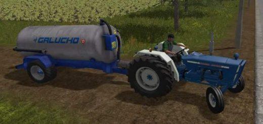 Мод бочка GALUCHO CG9000L V1 Farming Simulator 2017