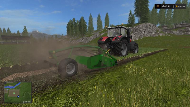 Мод M82 Beet harvesters v 1.1.1.0 Farming Simulator 17